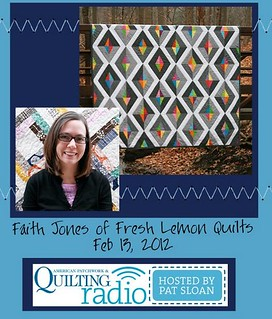 American Patchwork and Quilting Radio | by Fresh Lemons : Faith