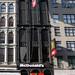 Cast-iron McDonalds, Canal Street between Lafayette Street and Courtlandt Alley.  New York City, New York.