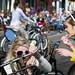 Lente bij Etos: lenteteam verrast fietsend Amsterdam