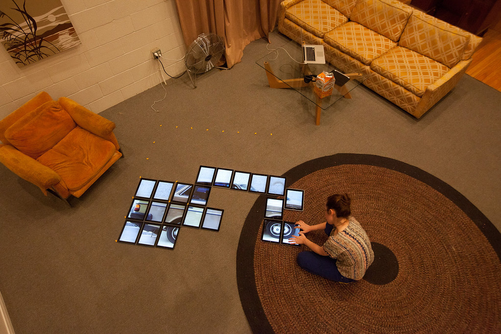 Ipad Living Room