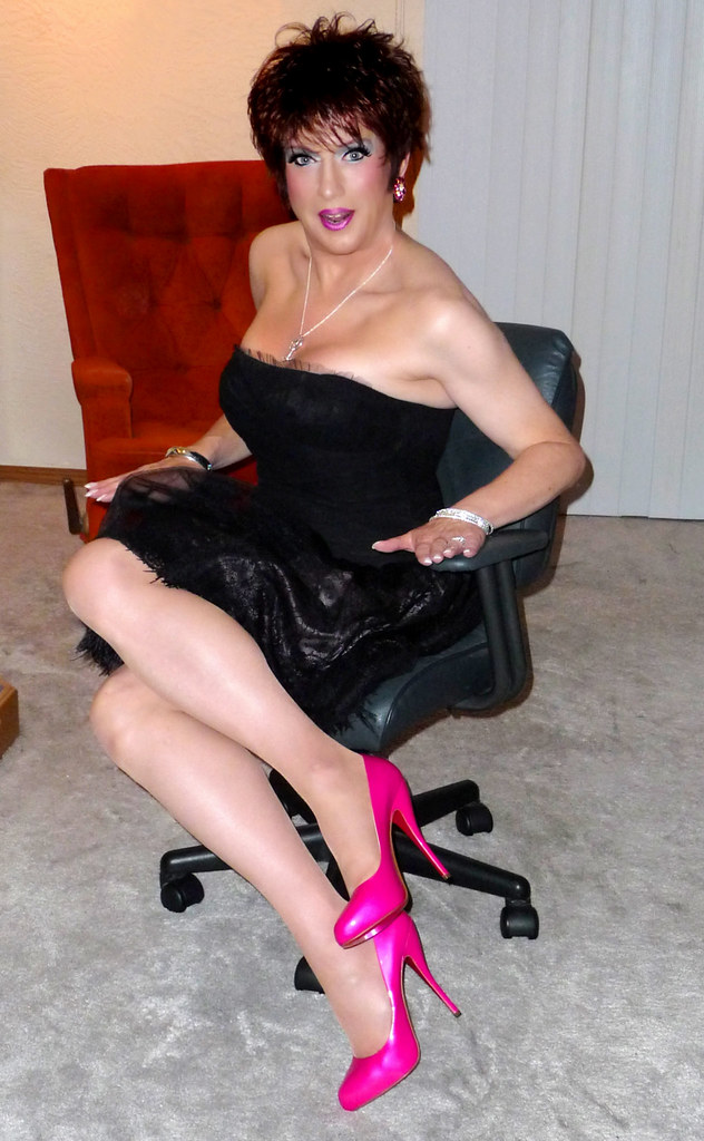 Hot Pink Louboutins High Heels Are Fun Laurie