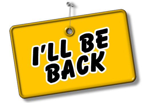 Image result for i'll be back