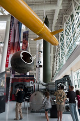 the rocket section