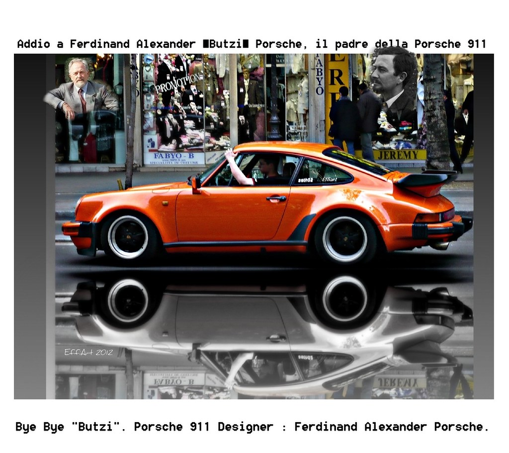 butzi f a porsche ferdinand alexander porsche flickr. Black Bedroom Furniture Sets. Home Design Ideas