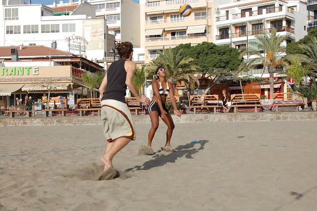 Beach Volleyball Camps In California