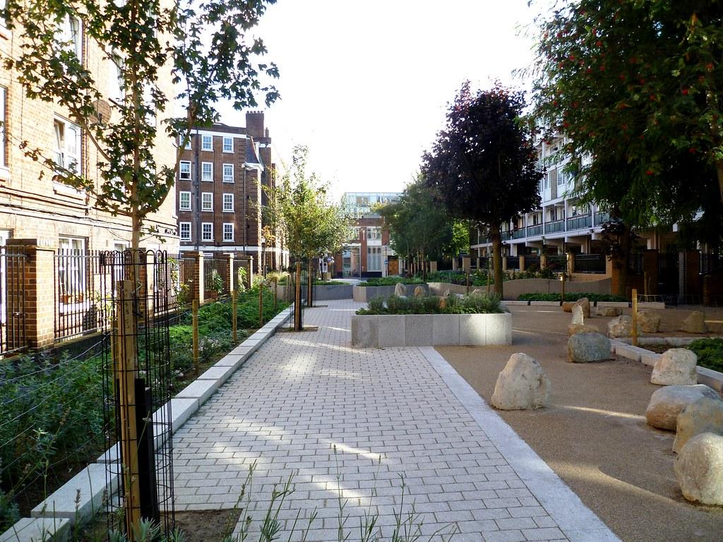 Percival Triangle Scheme London Islington Malta Street Flickr