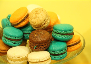 Macaroon at Lachi's | by karlaredor