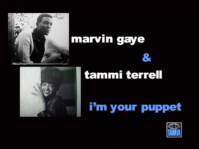 Marvin gaye i m your puppet