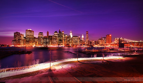 Manhattan Skyline | by Alex Tran | atranphoto.com