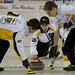 Napanee, ON Feb 12 2011 M&M Canadian Juniors Team MB. Michael Burns Photo Ltd.