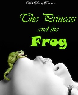 Princess and the Frog poster | by aspiring2bme
