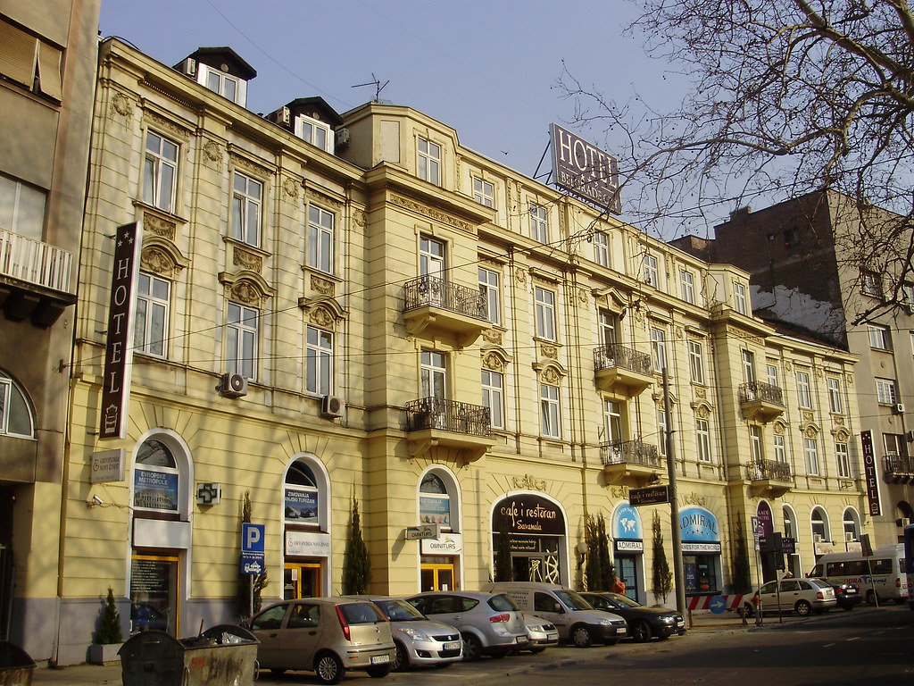 Belgrade Airport Hotel
