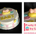 Cute as a button babyshower cake