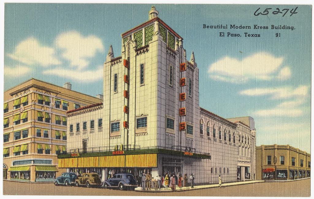 El Paso Kress Building