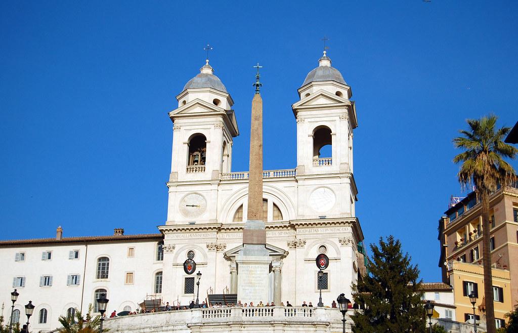 Beste Spielothek in Monti della Trinita finden