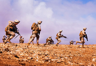 Marathon Men | by United States Marine Corps Official Page