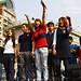 Marcha de estudiantes 25 Abril, Chile 2012
