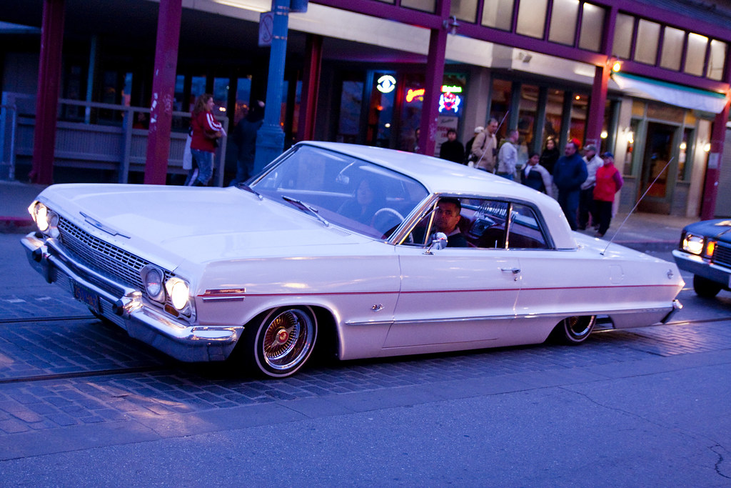 1962 Chevy Impala Lowrider 1963 Chevy Impala Lowrider