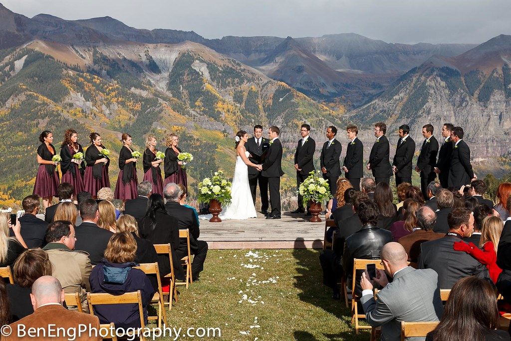 telluride wedding photography venues a collection of