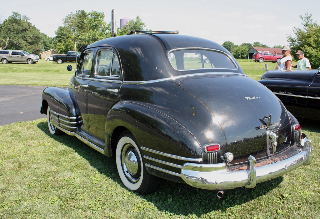 1948 chevrolet fleetline sportmaster 4 door sedan 4 of 4