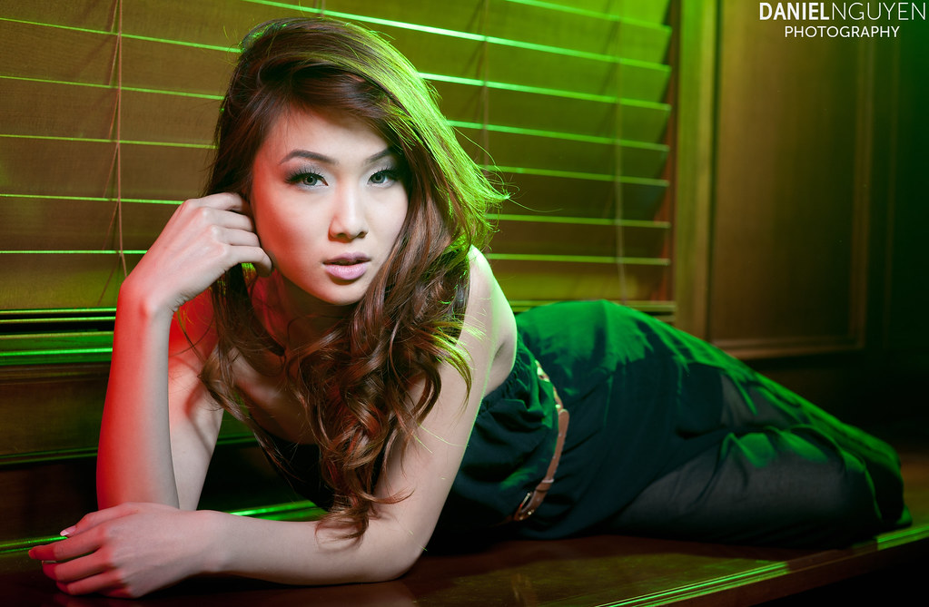 Christine Huang Model Christine Huang   by dn
