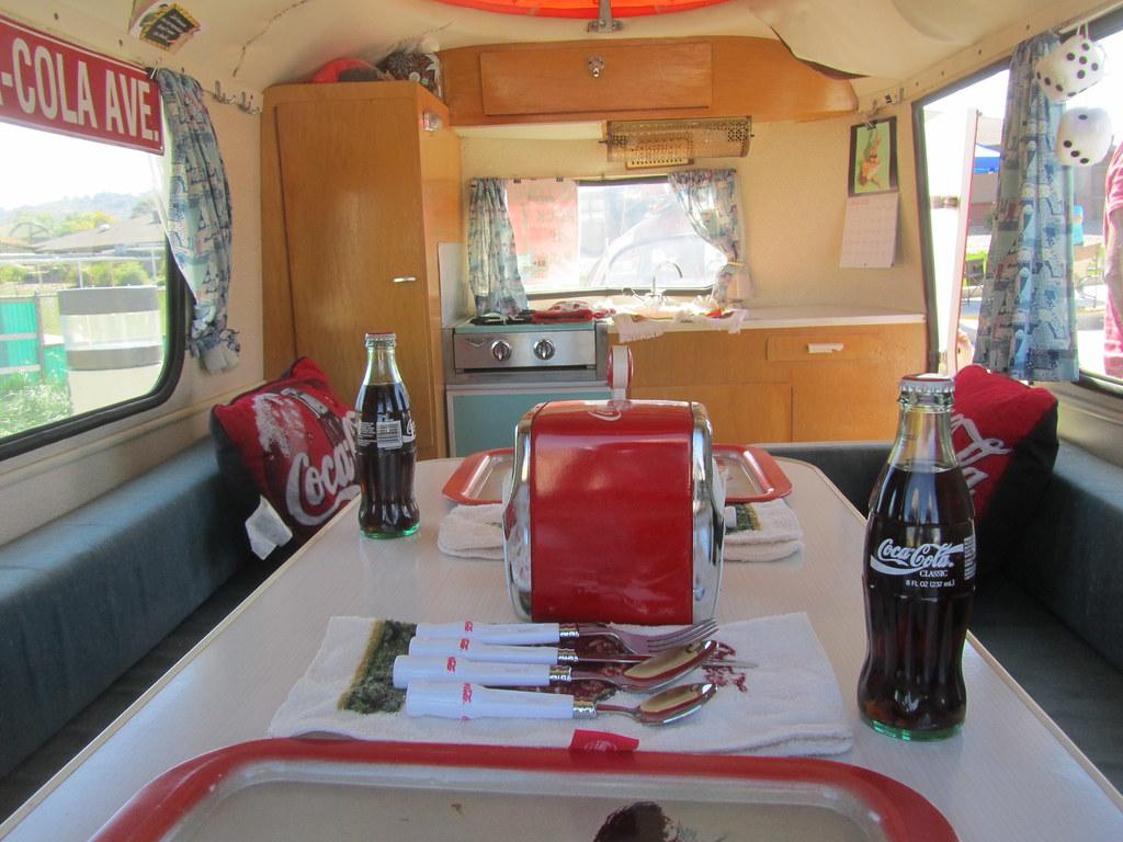 Eriba Puck Travel Trailer Interior 1968 The Eriba Puck