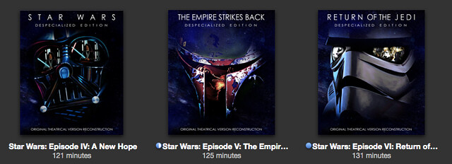 how to watch star wars despecialized edition on vlc