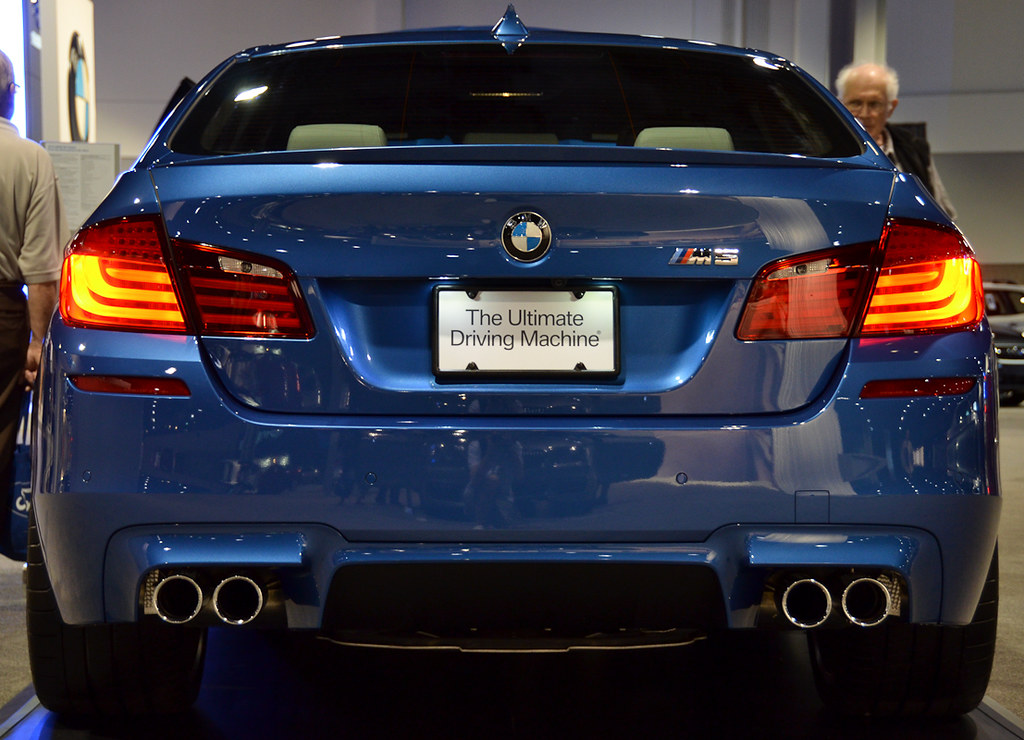 2013 Bmw M5 I Have Always Admired Bmw With Their Performan Flickr
