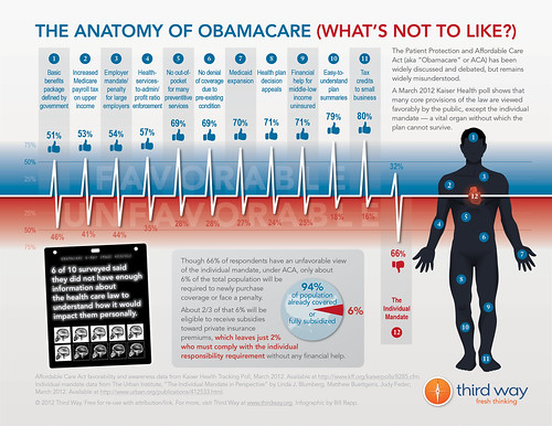 The Anatomy of Obamacare (What's Not To Like?) | by Third Way
