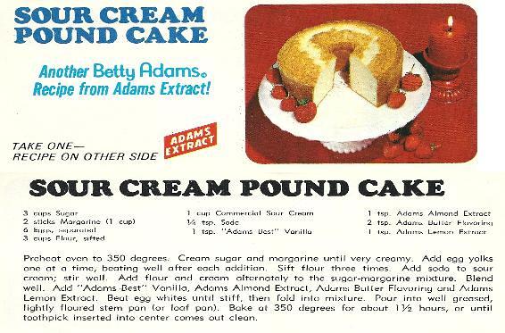 Red Velvet Pound Cake From Scratch