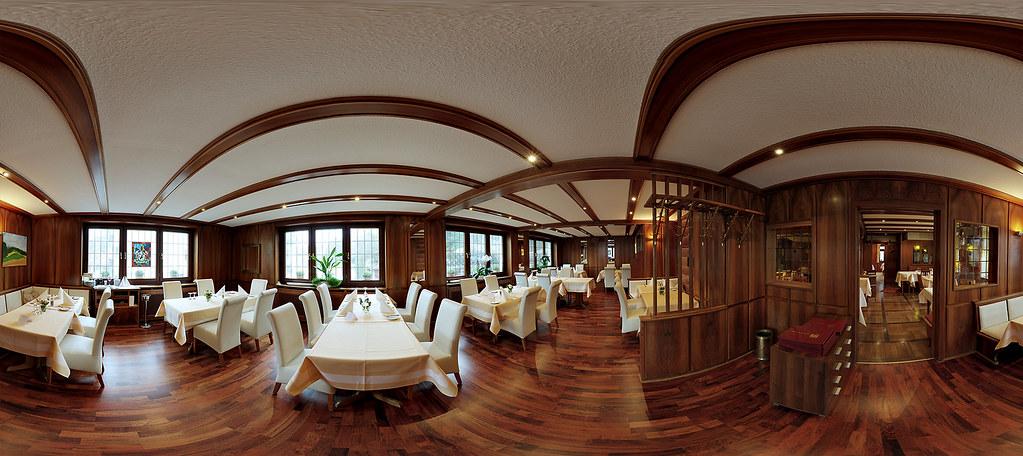 Restaurant Interior Panorama : Restaurant interior panorama session hdr the equi