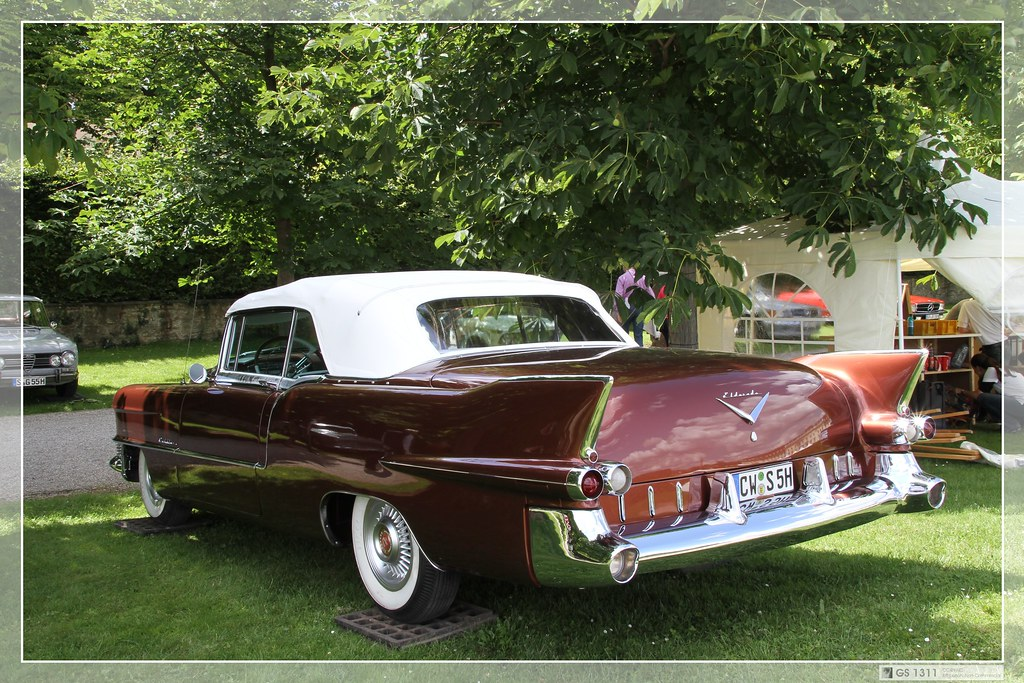 1955 Cadillac Eldorado Convertible | Join my car pics page ...
