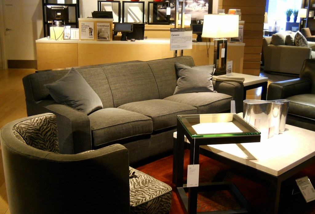 Crate And Barrel Twin Bed