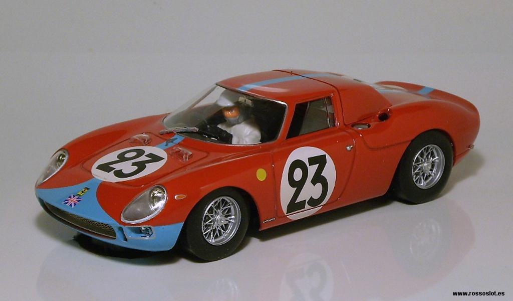 Ferrari 250 lm slot car