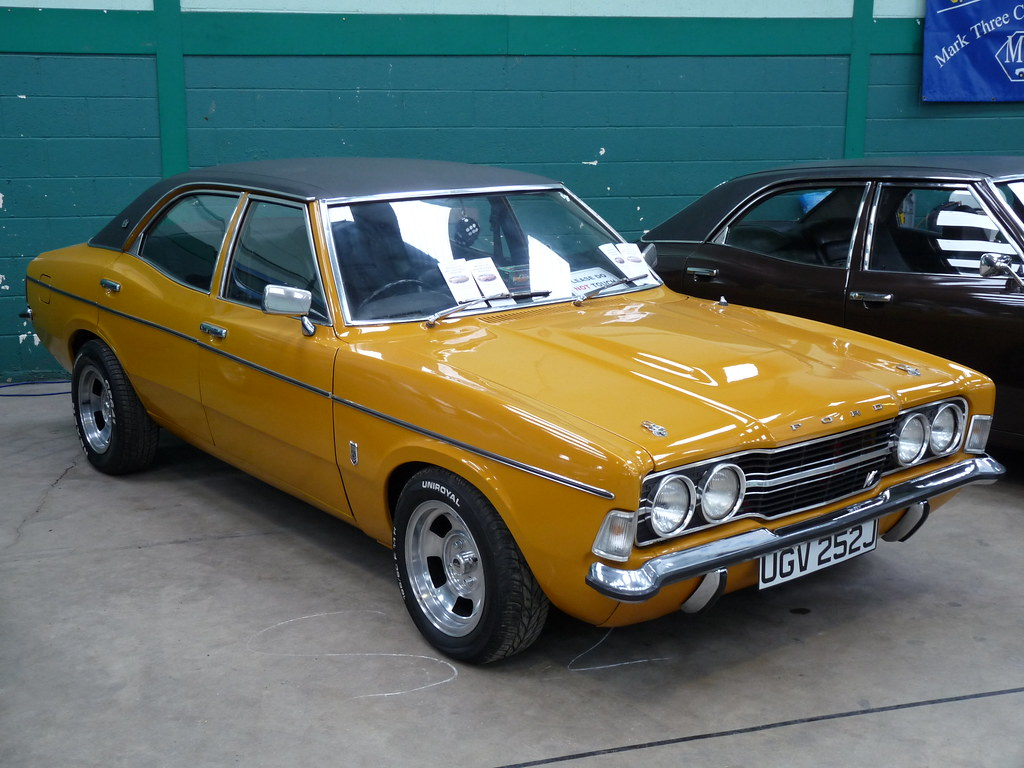 Cortina Mk3 GXL | Alex | Flickr