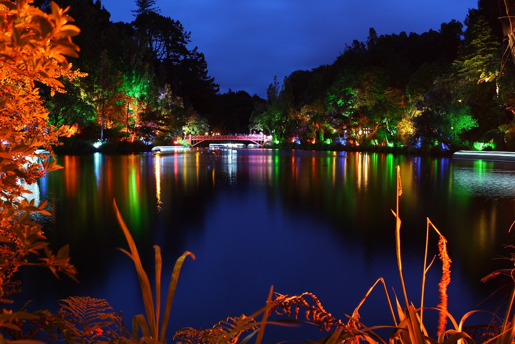 lake 1 | Pukekura Park...