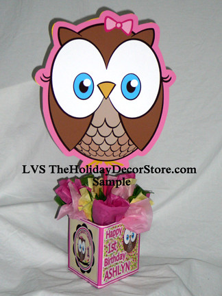 Small Owl Look Whoo Turning One Birthday Personalized Cent