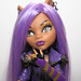 Monster High Rerooted DOTD Clawdeen