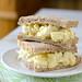 Classic Egg Salad Sandwich 2