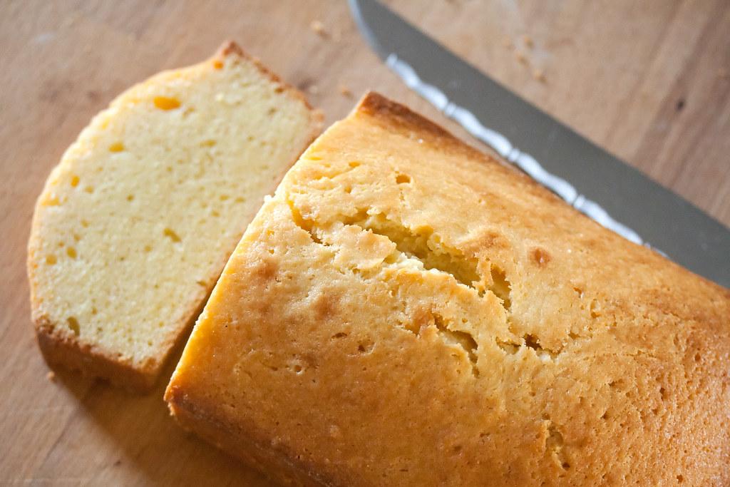 Lemon Loaf With Cake Mix