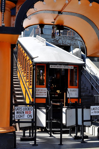 Angels Flight Railway - Los Angeles | by Cathy Chaplin | GastronomyBlog.com