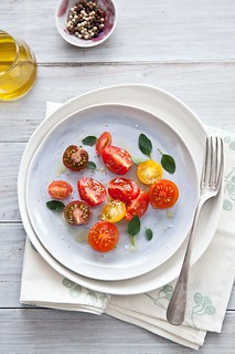 Tomato Salad | by tartelette