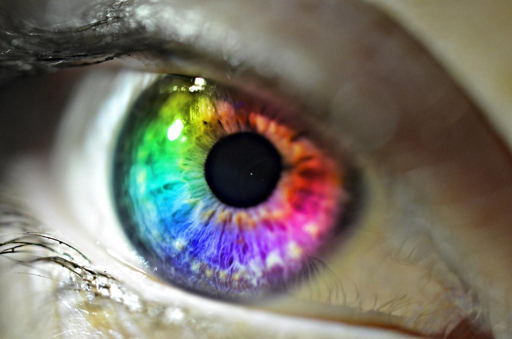 colour eye Ben Mortimer Flickr