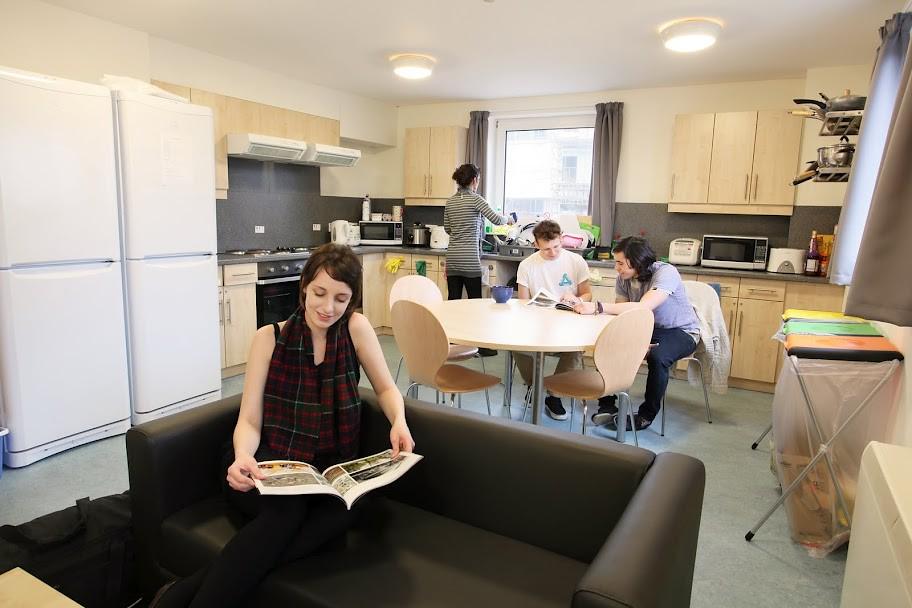 College Student Kitchen Set