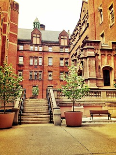 Courtyard | by TC Admissions