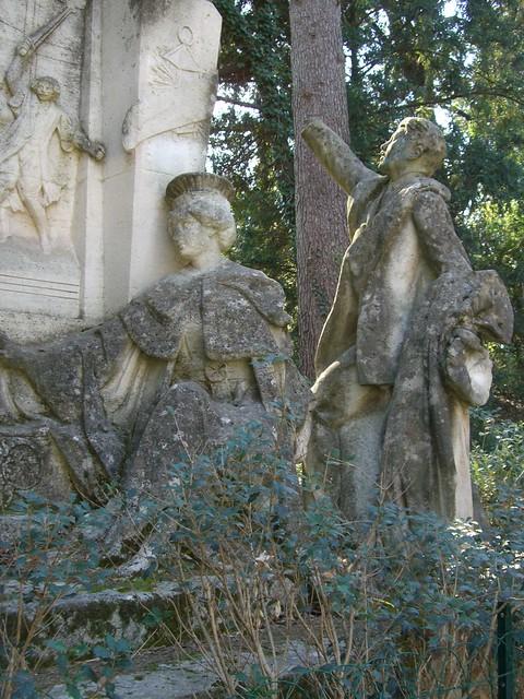 Jardin des plantes montpellier 34 monument rabelais - Jardin des plantes de montpellier ...