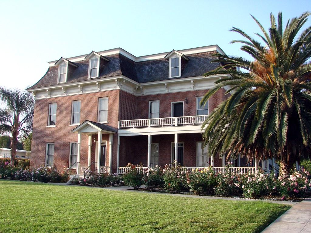 Barton Mansion Redlands Ca 5 2012 1 In A Multiple