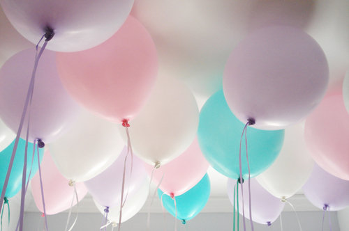 Happy Birthday Girlfriend Tumblr ~ Pastel balloons the ice cream social party ged at flickr