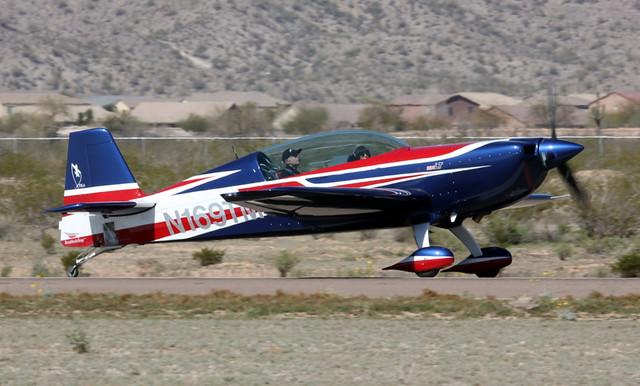 Extra EA 300/LT N196TM