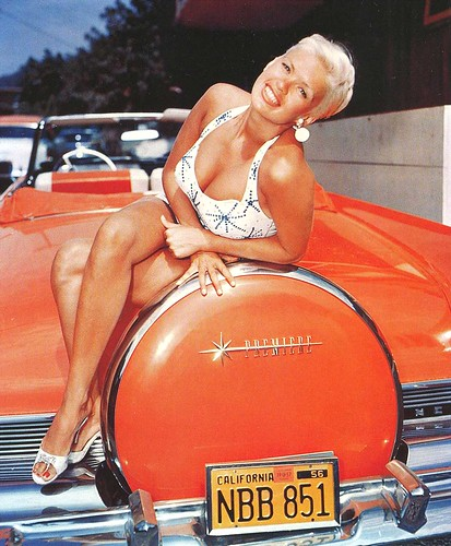 jayne mansfield's car | by david haggard